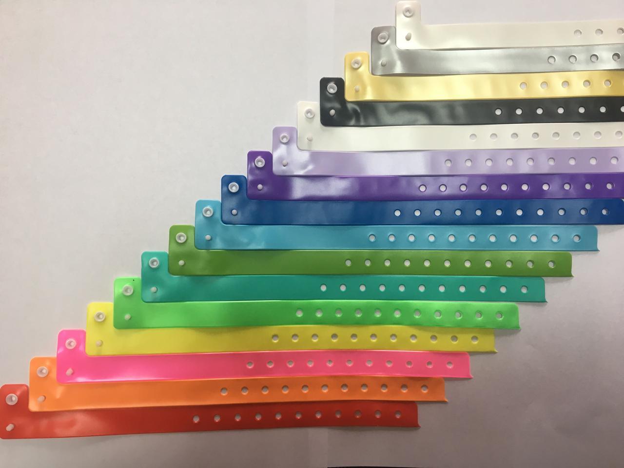 Виниловые браслеты от компании АС-Пломб