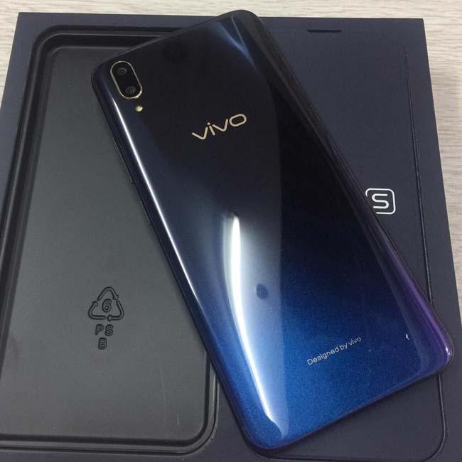 Vivo готовит еще один смартфон на платформе Snapdragon 660