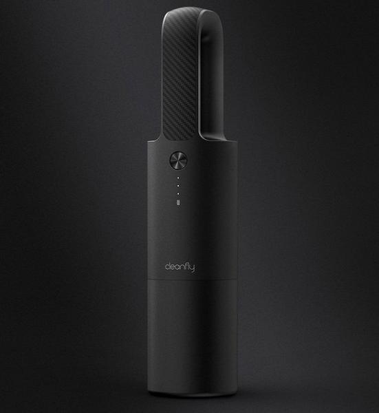 Xiaomi выпустила аккумуляторный автомобильный пылесос за