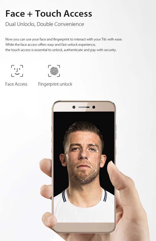 Смартфон Leagoo T8S на AliExpress предлагается всего за