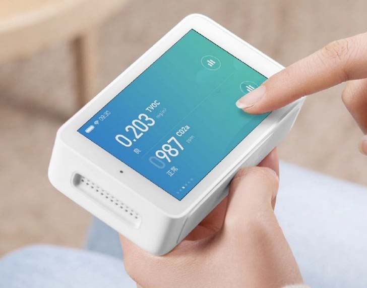 Представлен анализатор воздуха Xiaomi Mi Home Air Detector