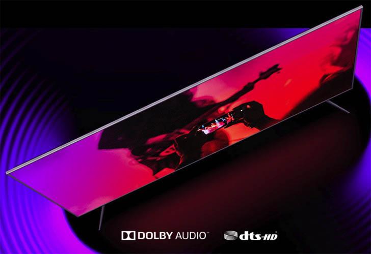 Огромный телевизор Xiaomi Mi TV 4S 75