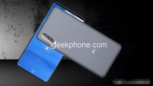 Опубликованы рендеры неизвестного смартфона линейки Xiaomi Redmi