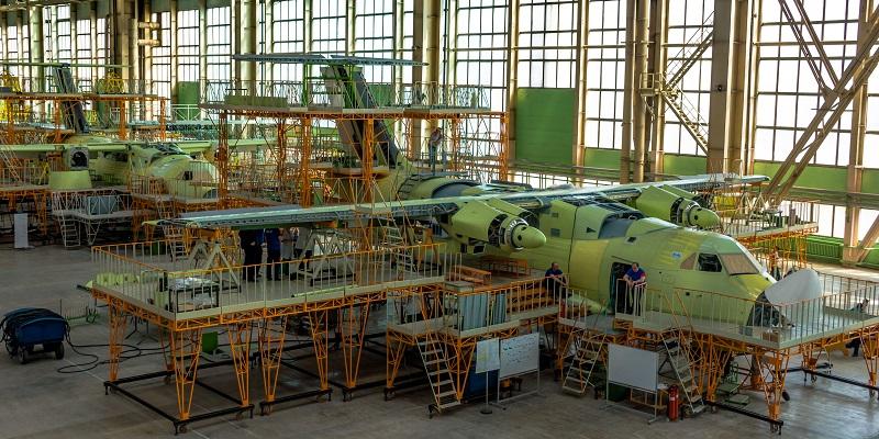 Сменили «крышу»: Воронежский авиазавод передали в «Ростех»