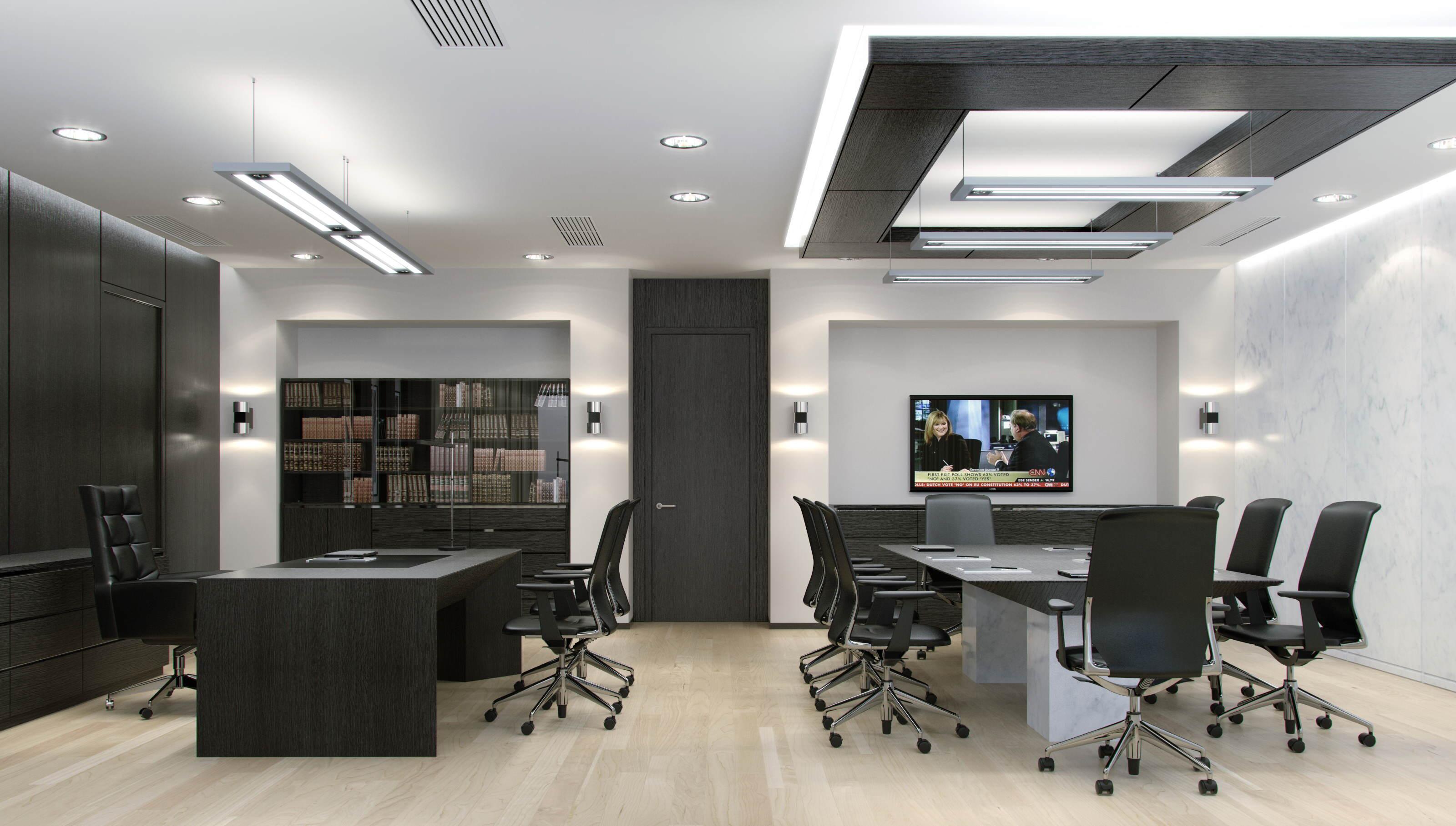 Ремонт офисов от компании Московская Реконструкция
