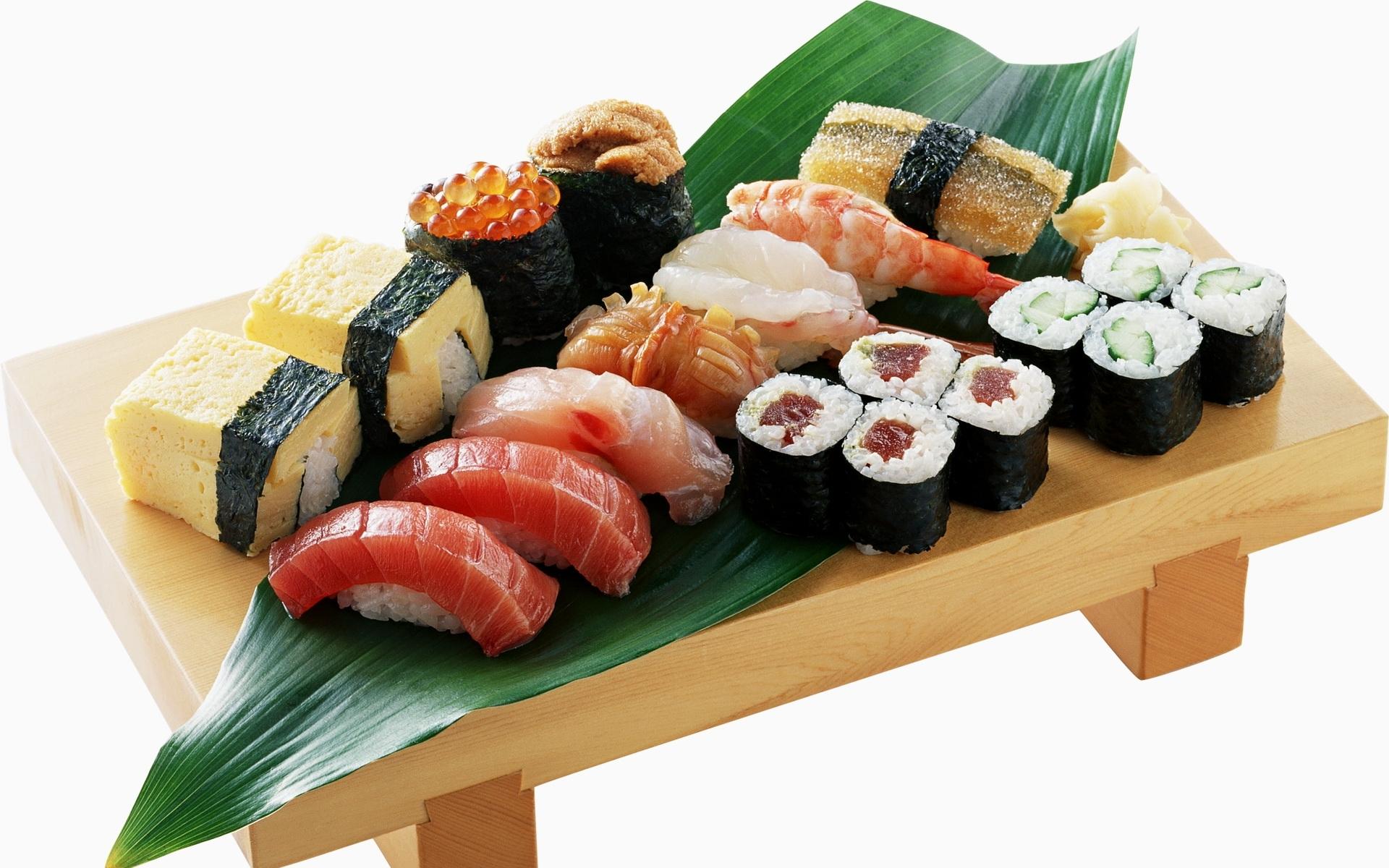 Роллы и суши от SUSHI GREEN