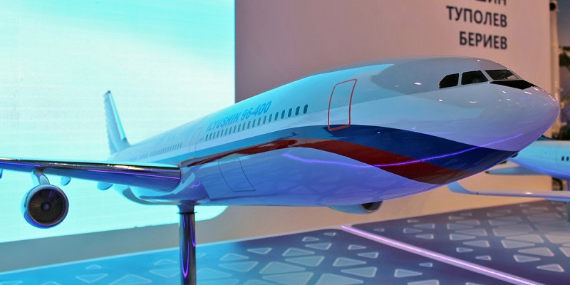 Первый пошел!: На воронежском авиазаводе началась сборка нового лайнера Ил-96-400