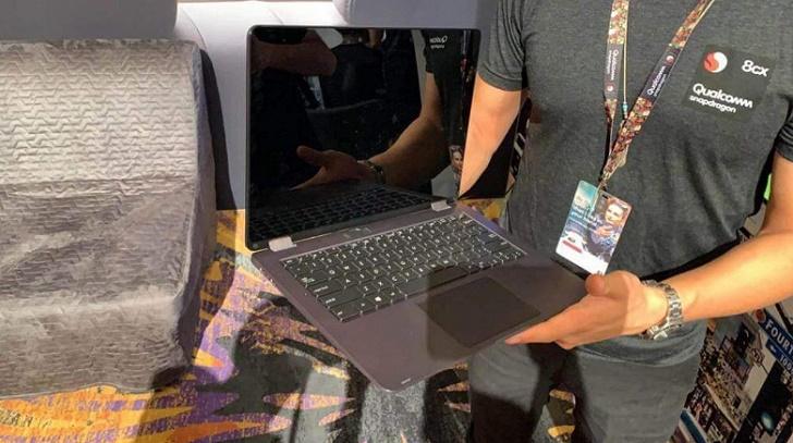 Asus Primus – первый ноутбук на процессоре Snapdragon 8cx