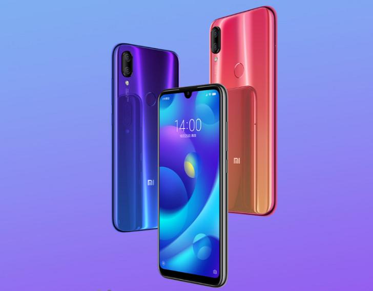 Xiaomi Mi Play представлен официально: новый процессор и цена 0