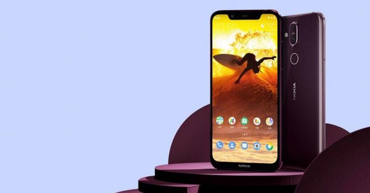 Nokia 8.1 и Xiaomi Mi A2 – лучшие смартфоны среднего класса 2018 года