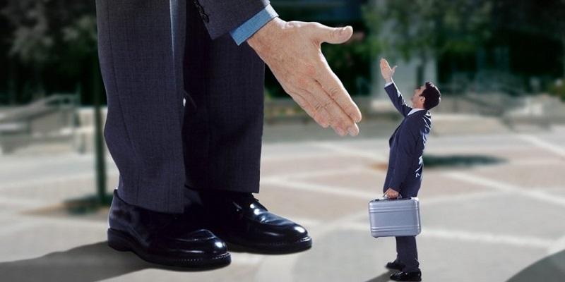 Нескромные планы: Воронежские власти задумали получить 1,8 млрд руб. на развитие малого бизнеса за пять лет