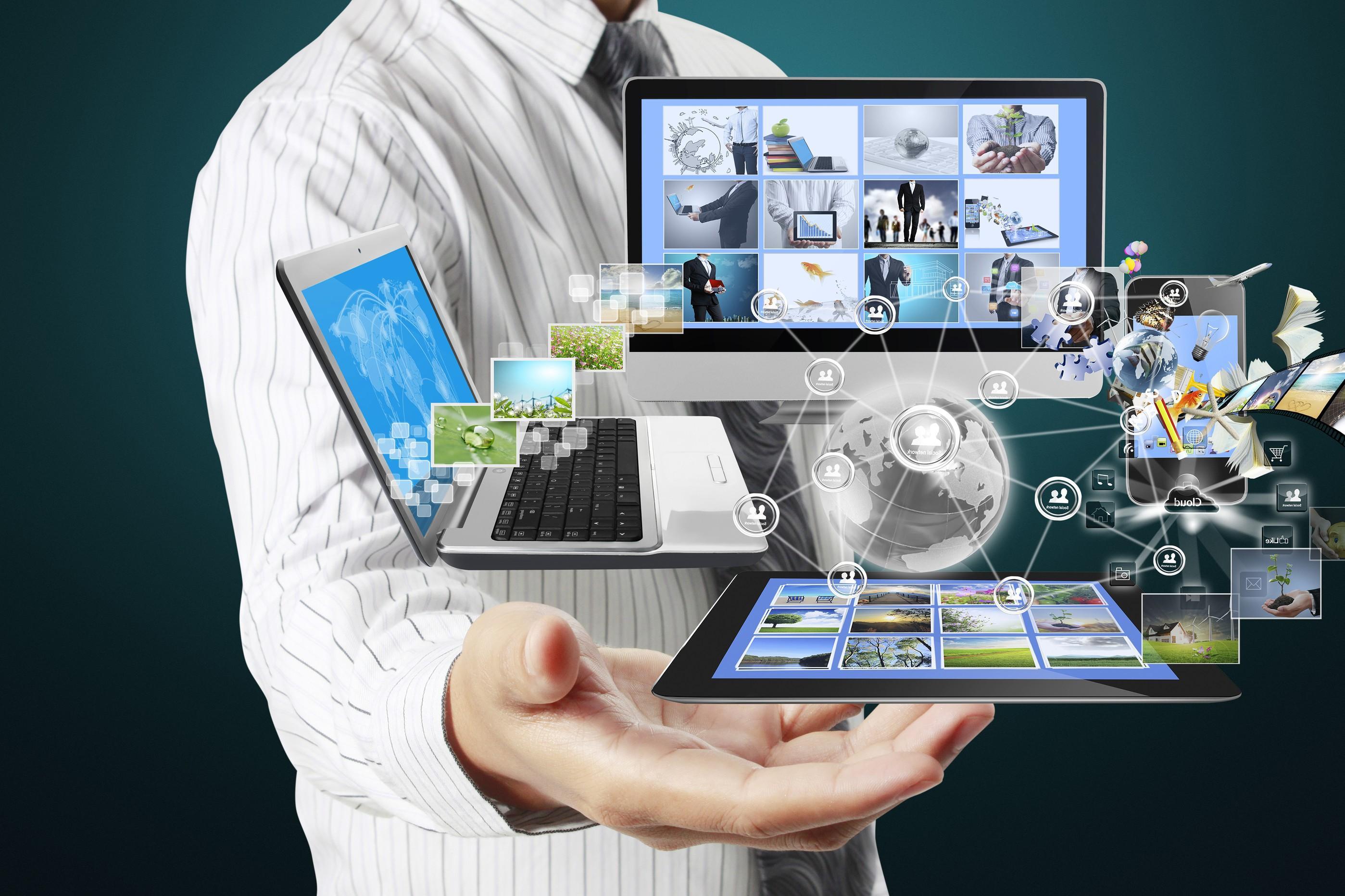 Подключение к современному высокоскоростному интернету