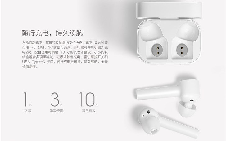 Xiaomi Bluetooth Headset Air – аналог Apple AirPods за