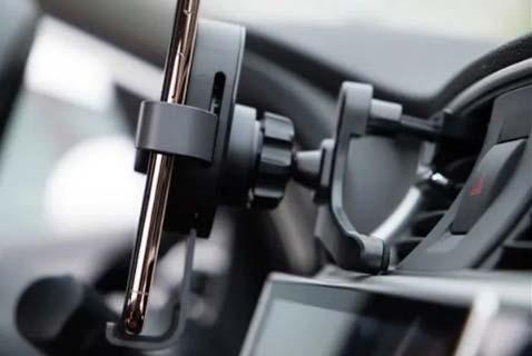 Xiaomi выпустила беспроводную автомобильную зарядку