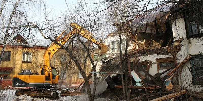 Место под высотки: Мэрия Воронежа отдаст под реновацию ветхий квартал в Советском районе