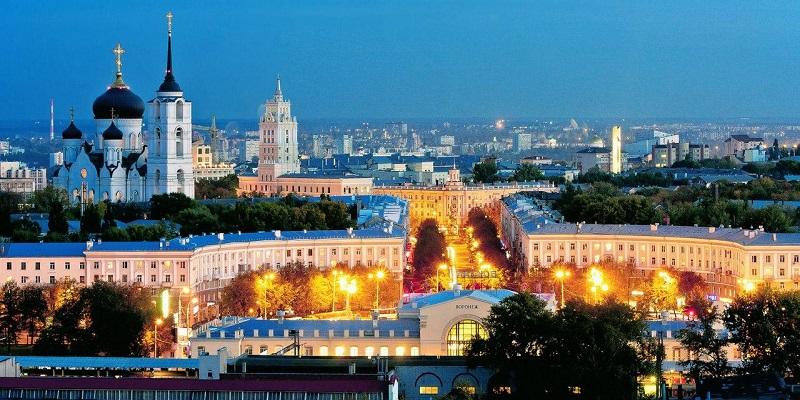 Есть, что посмотреть: В 2018 г. Воронеж вошел в ТОП-10 самых популярных у туристов российских городов
