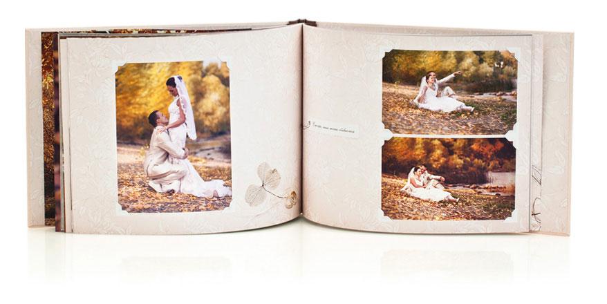 Изысканные альбомы для ваших фотографий