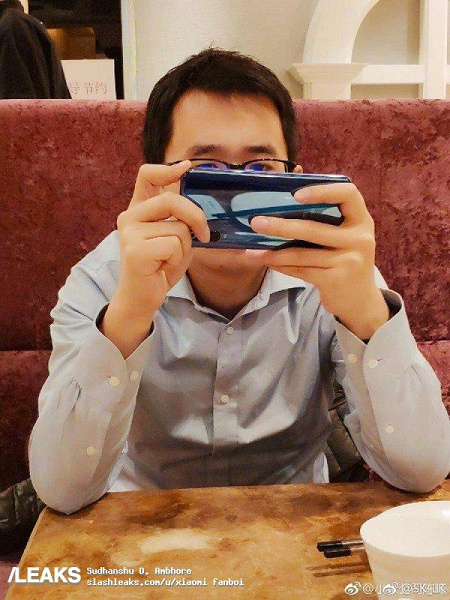 Опубликована реальная фотография Xiaomi Mi 9