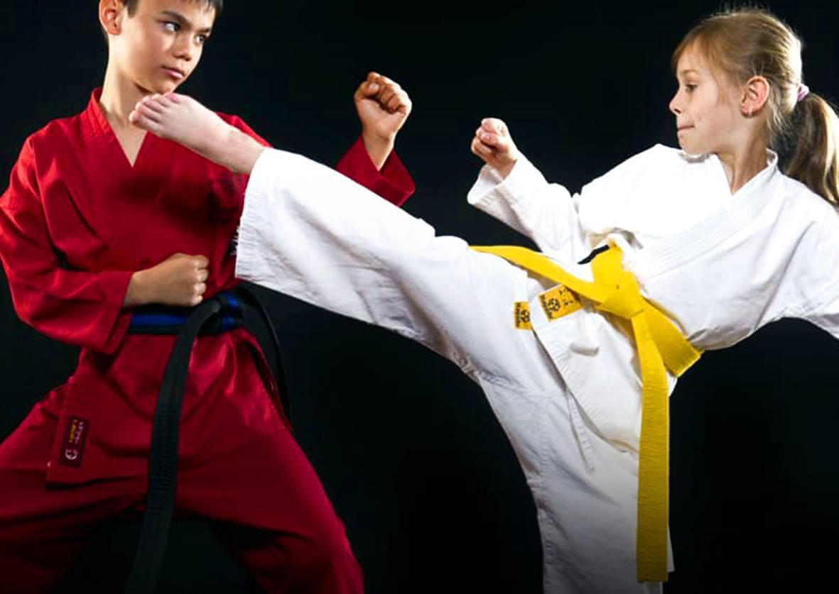 Каратэ – полезный спорт для детей