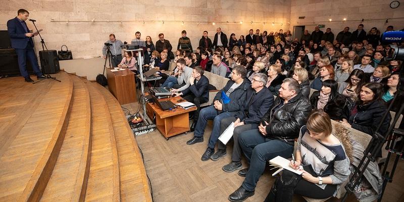 Без оговорок: Воронежцы одобрили проект нового жилкомплекса ГК Хамина на Московском проспекте