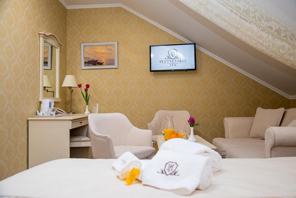 Гостеприимный отель в Харькове