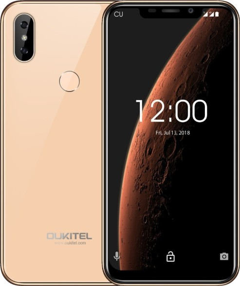 Анонсирован смартфон Oukitel C13 Pro за
