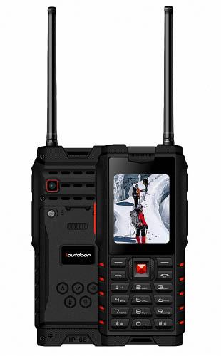 Защищенный телефон-рация iOutdoor T2 всего за ,99!