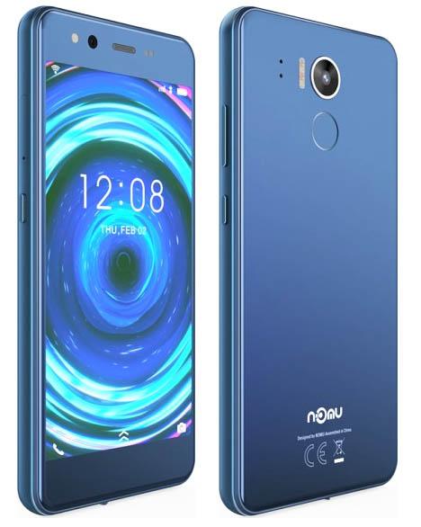 Представлен защищенный смартфон Nomu M8