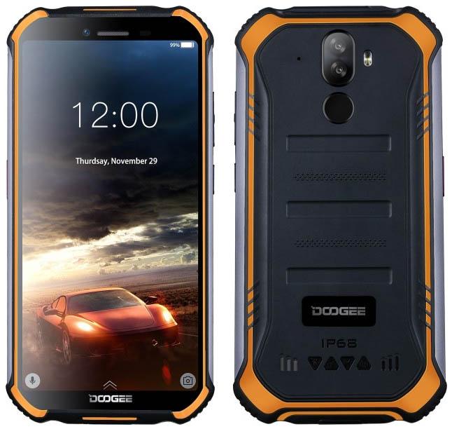 Защищенный смартфон Doogee S40 с NFC оценили в ,99