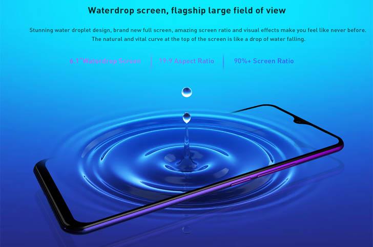 Смартфон Leagoo M13 предлагается со скидкой 20%!