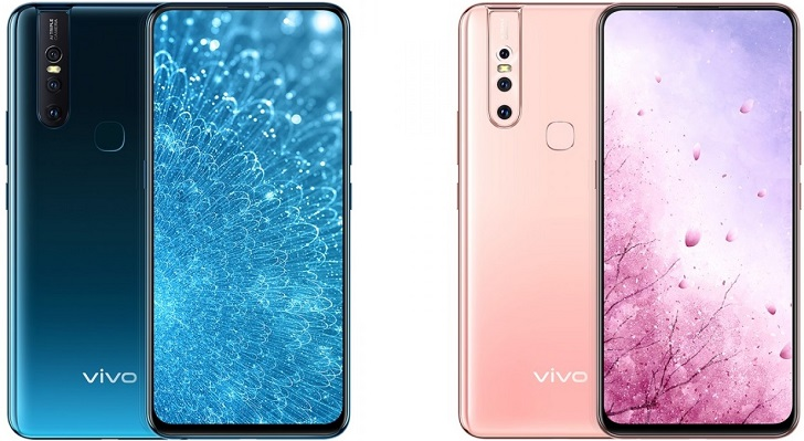 Анонсирован смартфон Vivo S1