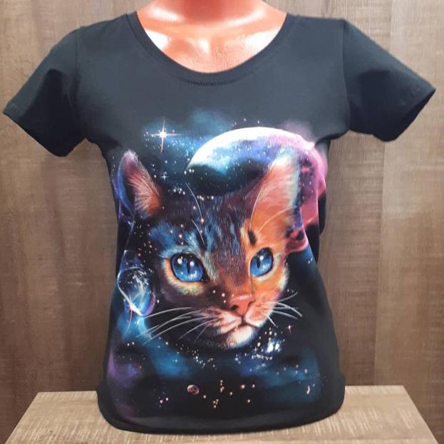 Светящиеся женские футболки