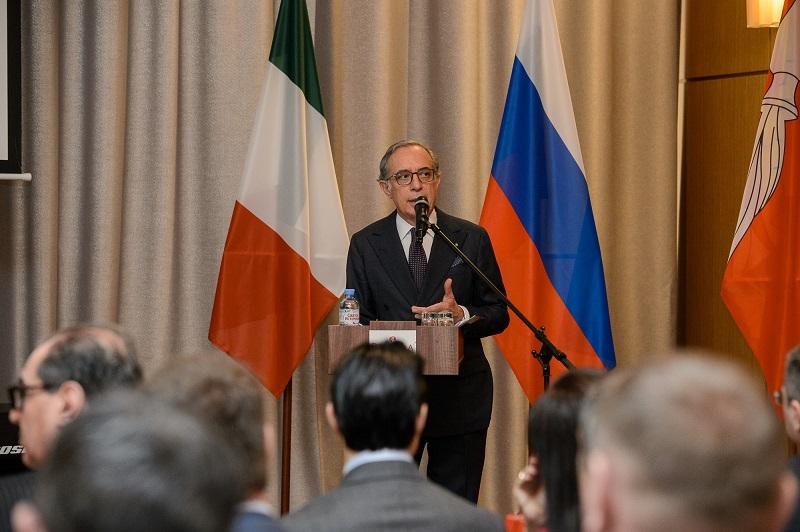Воронежская область попытается нарастить товарооборот с Италией