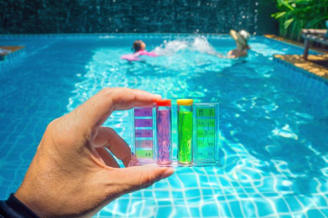 Лучшие препараты для дезинфекции бассейнов