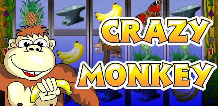 Супер слот Crazy Monkey