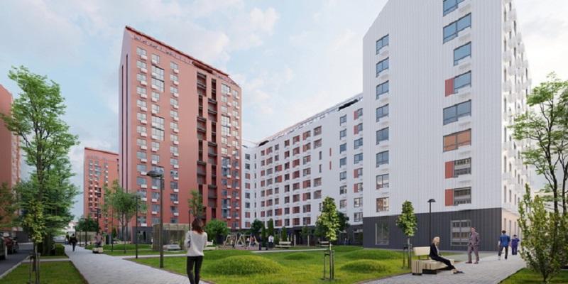 Воронежцы оценили концепцию реновации квартала на ул. Ленинградской