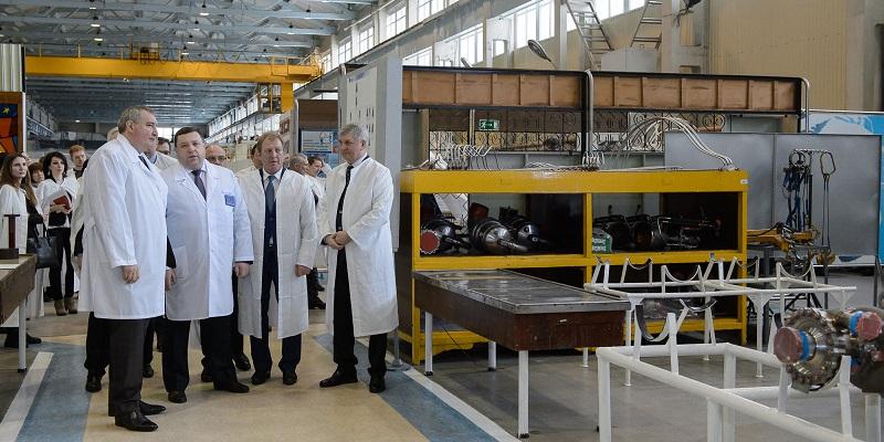 Проекты модернизации Воронежского мехзавода могут получить областную поддержку