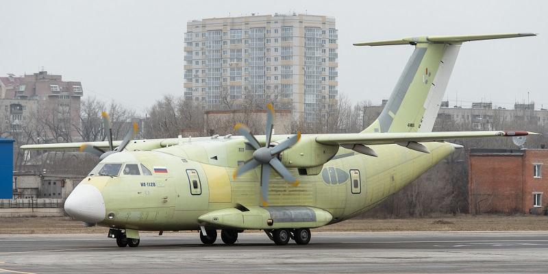 Стало известно, когда продолжатся испытания собранного в Воронеже нового самолета Ил-112В