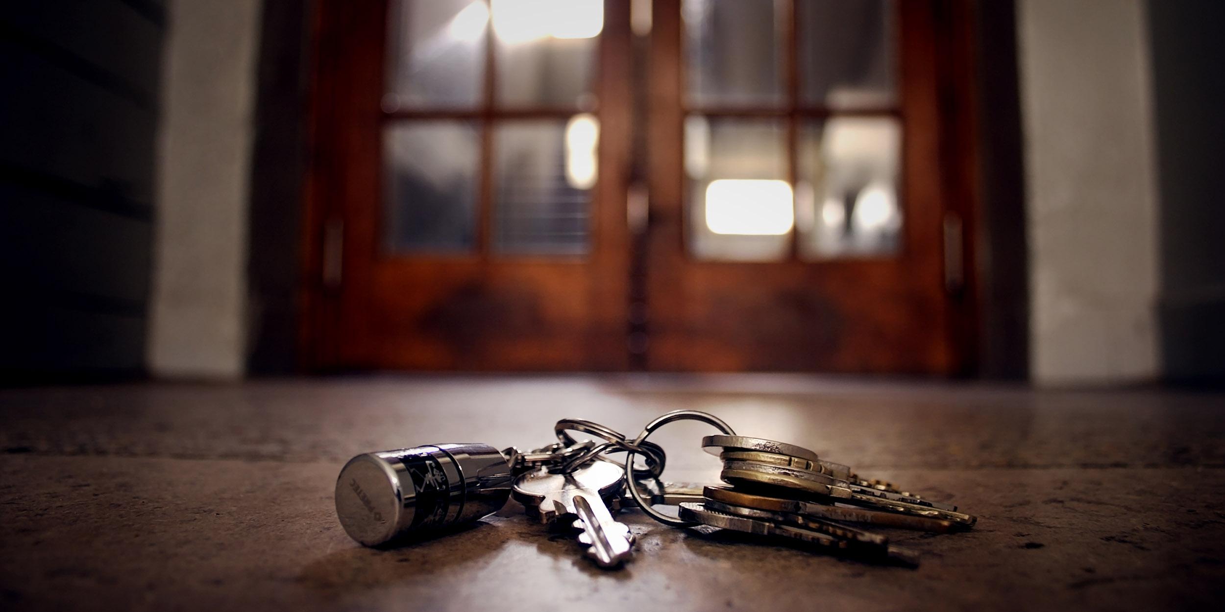 Помощь в случае потери ключей, выхода из строя замков