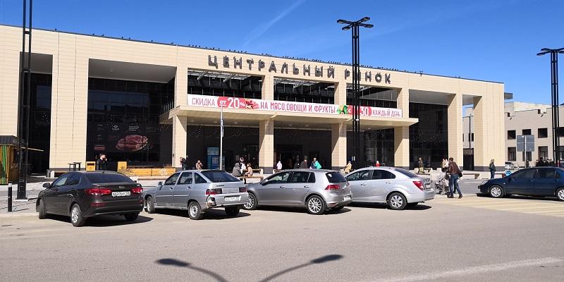 Торговый центр заменит парковку под Центральным рынком Воронежа