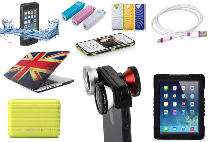 Стильные аксессуары для мобильных и планшета