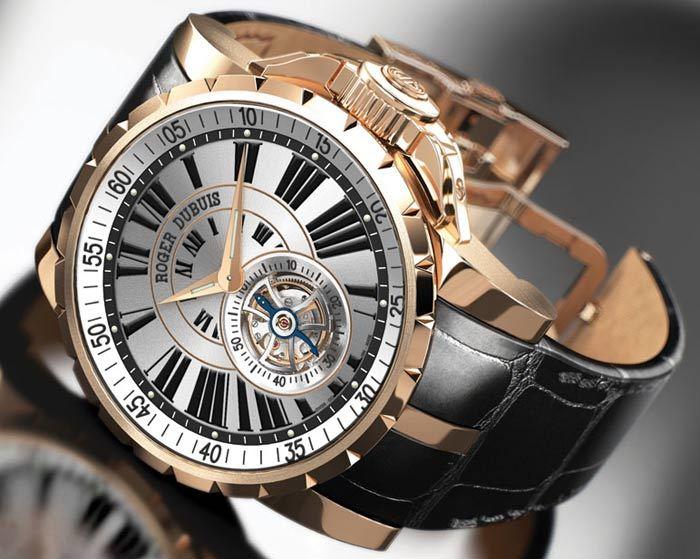 Оригинальные часы от магазина STRELKA