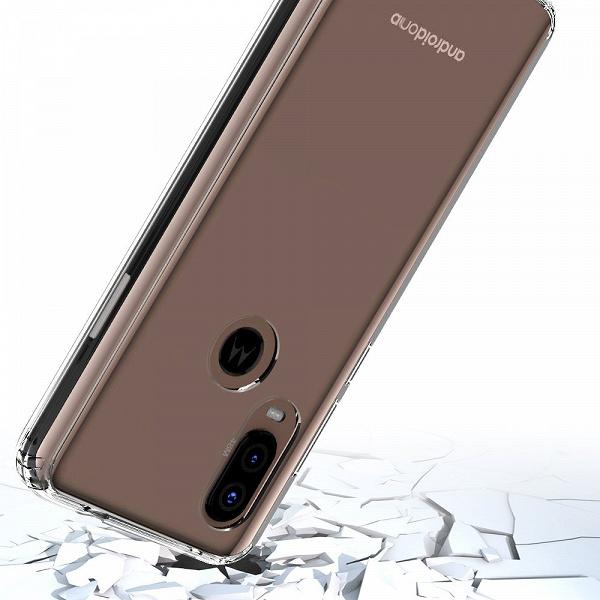 Motorola P40 показали на качественных рендерах