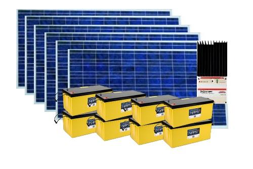 Надежные солнечные аккумуляторы от лучших производителей