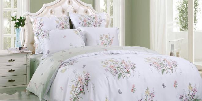 Широкий ассортимент  постельного белья от отечественного производителя