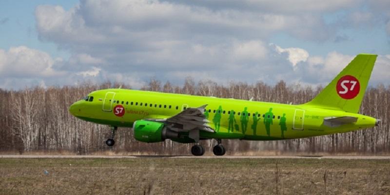 S7 откроет рейсы из Воронежа в Санкт-Петербург