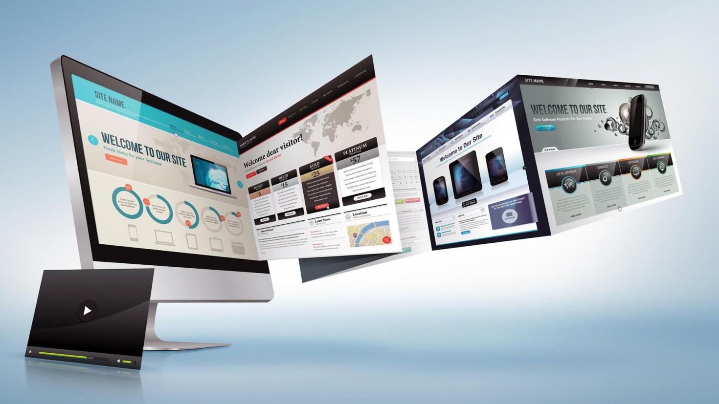 Разработка эффективно работающих сайтов в Тюмени