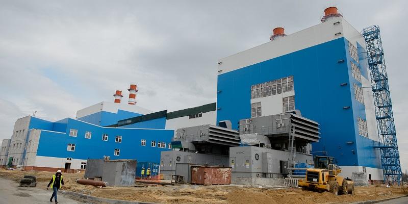 Парогазовую установку на Воронежской ТЭЦ-1 возведут до конца 2019 года
