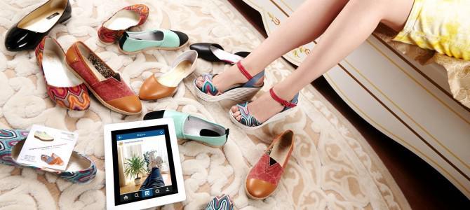 Широкий выбор обуви от украинских производителей