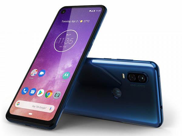 Смартфон Motorola One Vision получил чип Exynos 9609